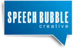 Speech Bubble Creative Logo