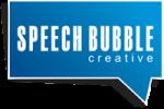 Speech Bubble Creative Logo